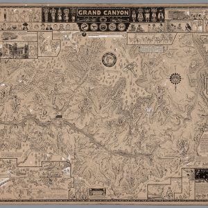 Our Favourite Maps from the David Rumsey Map Collection